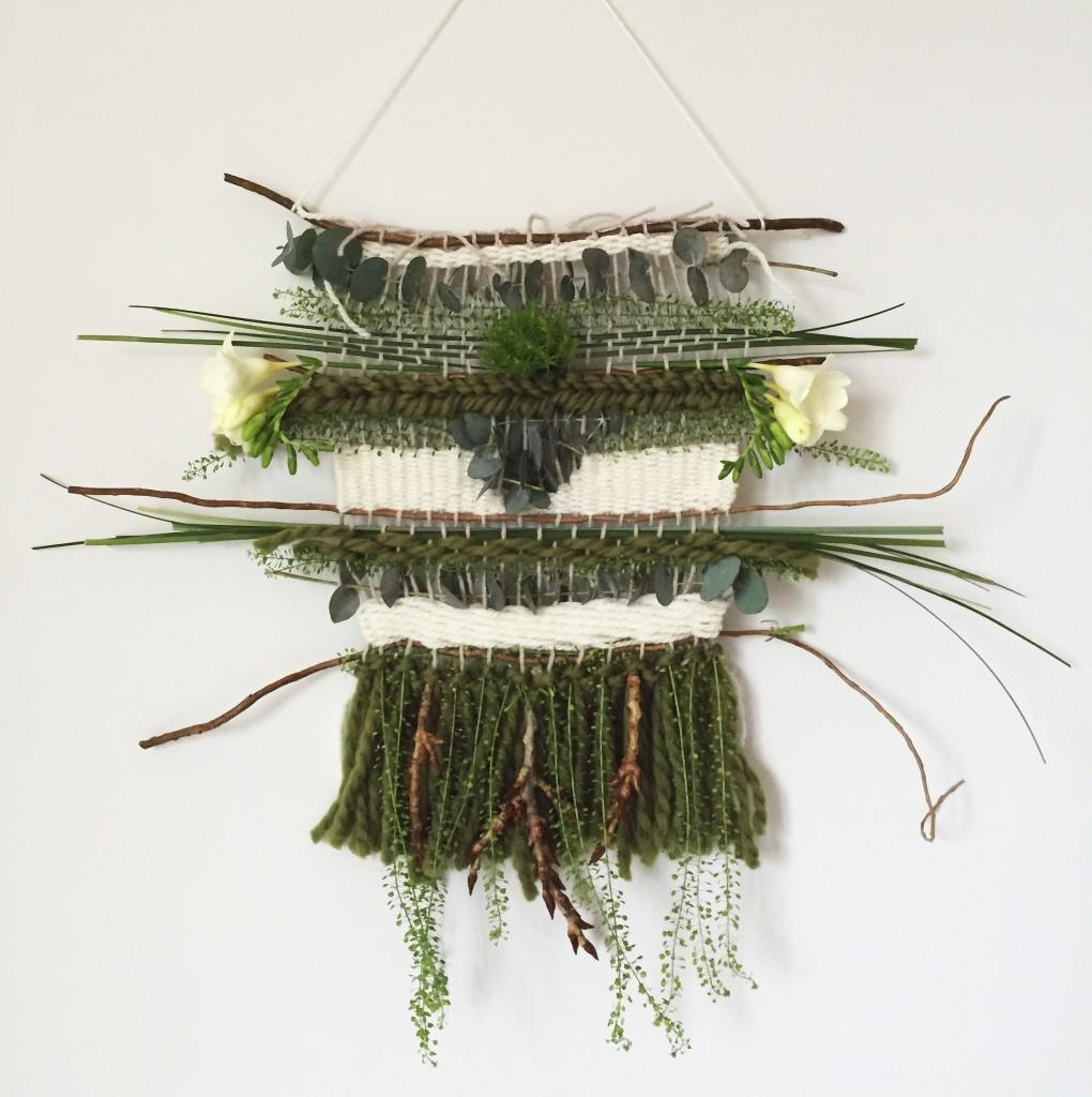 tissage vegetal
