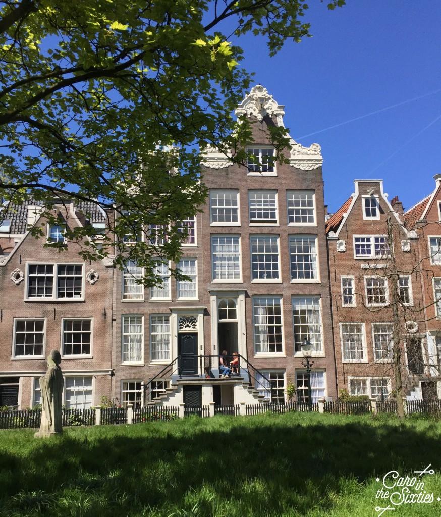 AMSTERDAM begijnhof 1