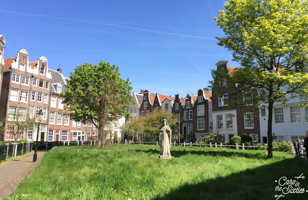 AMSTERDAM begijnhof 3