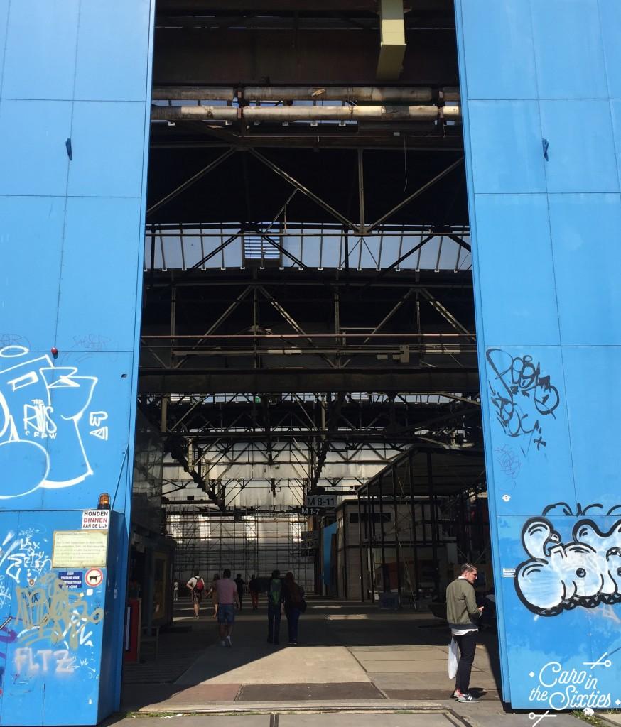 AMSTERDAM chantier naval