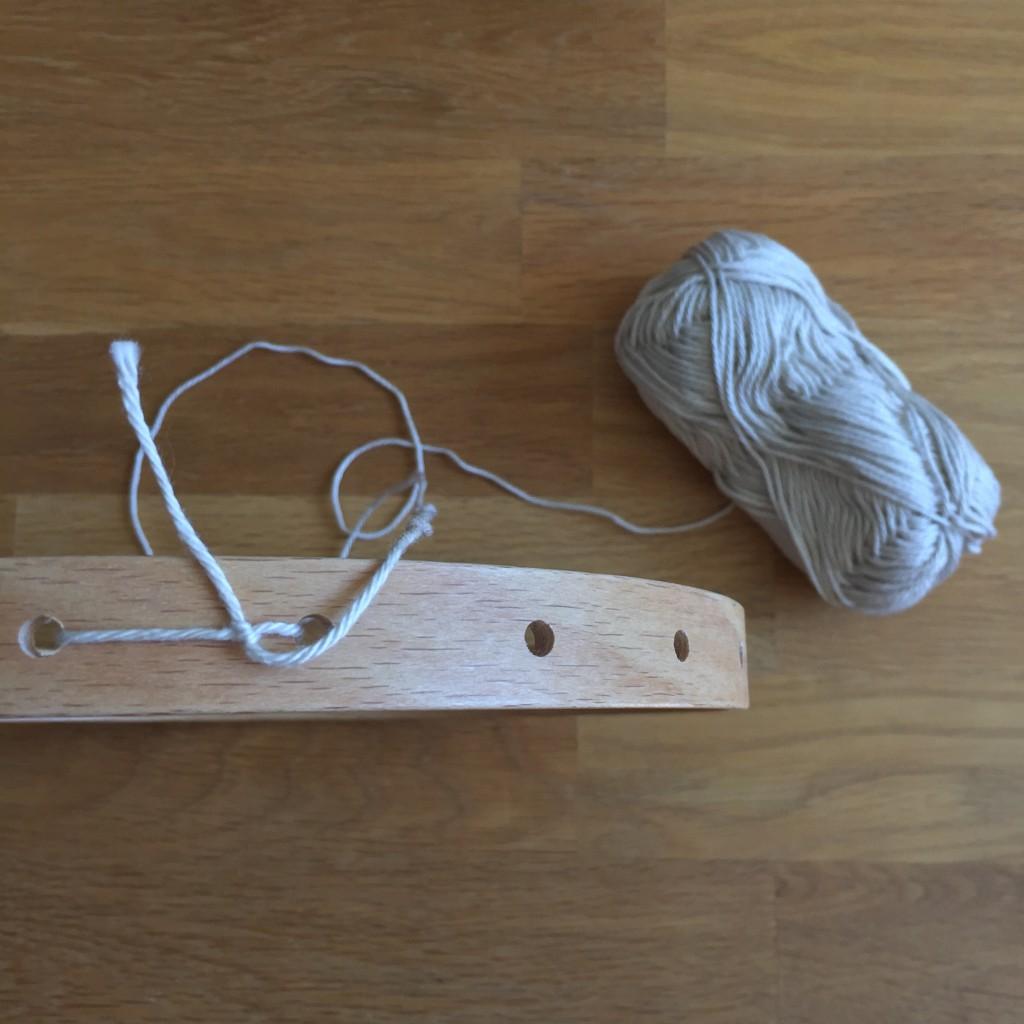 fil de chaine