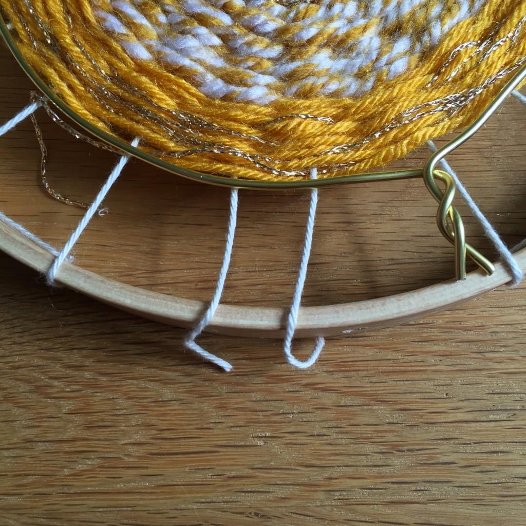 couper le fil de chaine
