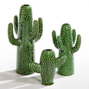 vase cactus Paillette